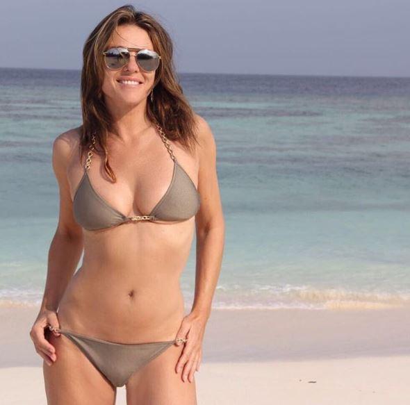 Elizabeth Hurley, bellezza senza tempo a 51 anni