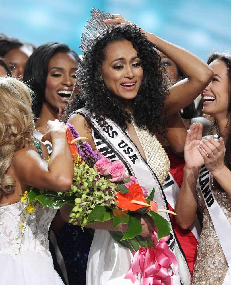 Kara McCullough, la nuova Miss Usa è nata a Napoli