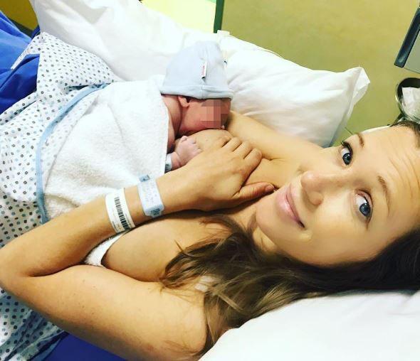 Ludmilla Radchenko mamma bis, è nato Nikita