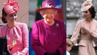 Kate Middleton, spunti di stile dalla regina