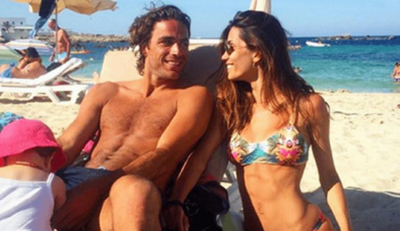 Federica Nargi e Alessandro Matri, estate da genitori: al mare con Sofia