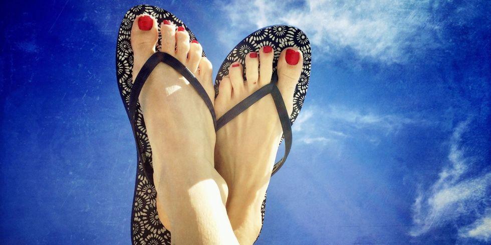 Avete il secondo dito del piede più lungo dell'alluce? Ecco cosa vuol dire...