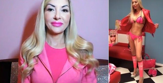 Barbie umana pronta per un altro intervento: ecco cosa ha deciso di fare