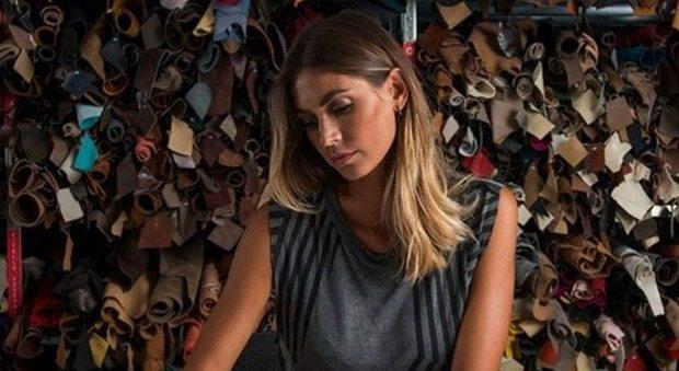 Melissa Satta stilista anche d'estate: disegnerà una collezione di scarpe