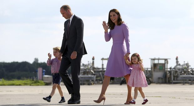 Charlotte principessa carpicciosa, mamma Kate costretta a sgridarla: ecco cosa ha fatto stavolta