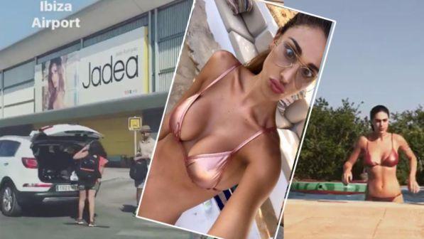 Belen lascia Ibiza, Cecilia prende il comando