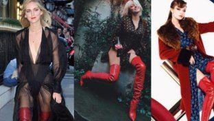 Bella, Gigi, Chiara… star con lo stivale fetish