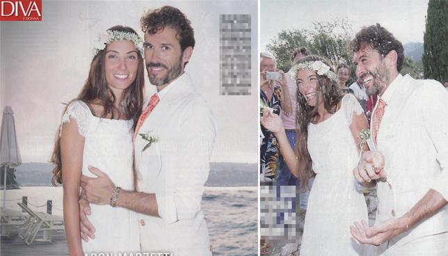 """""""Centovetrine"""", il bello Aron Marzetti si è sposato in Grecia"""