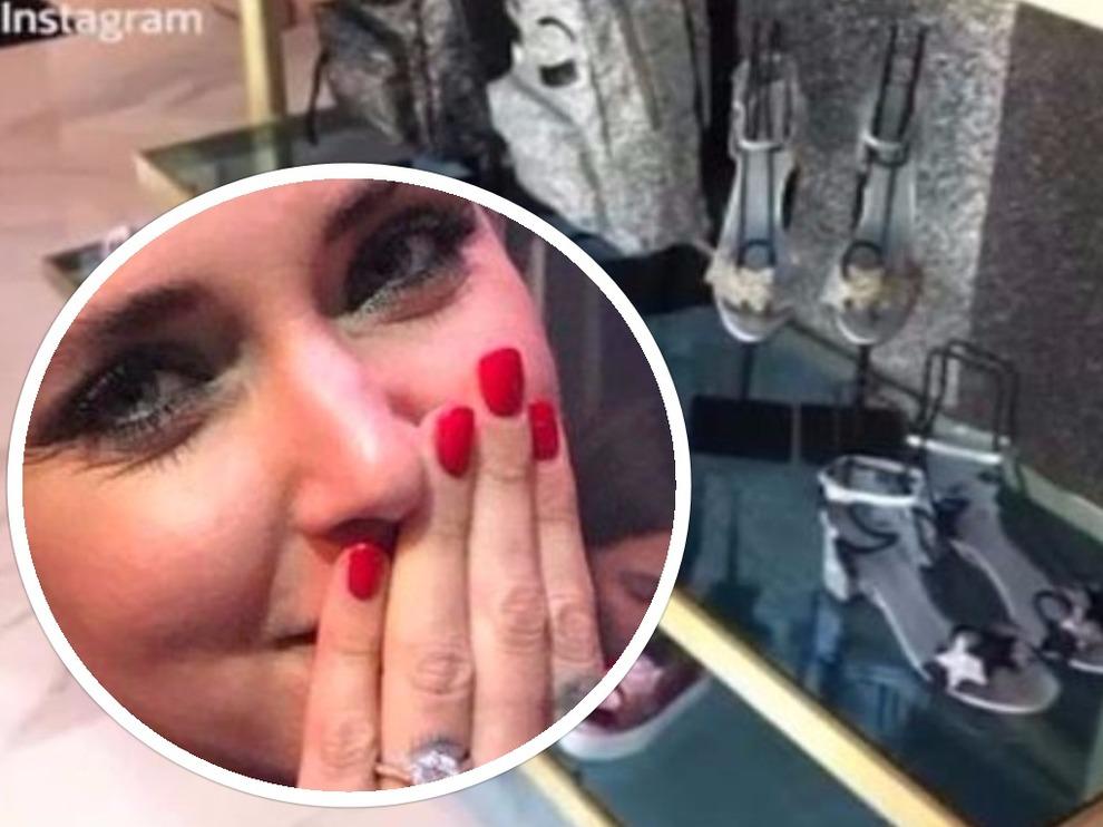 Chiara Ferragni svela su Instagram il suo nuovo negozio nel cuore della città della moda