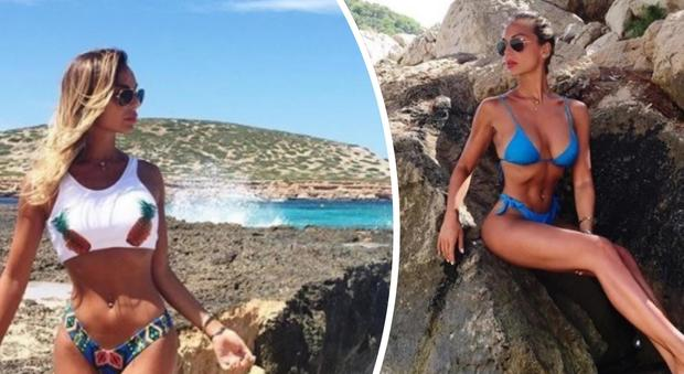 Sarah Nile supersexy a Ibiza, le foto mandano in tilt Instagram