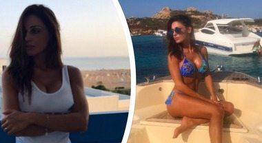 Anna Tatangelo sirenetta sexy su Instagram, il décolleté è esplosivo...