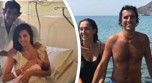 """Caterina Balivo neomamma, anniversario di matrimonio con Guido Brera: """"Tre anni di noi..."""""""