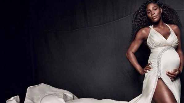 Serena Williams, le strane voglie notturne della campionessa incinta...