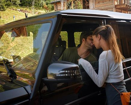 """Belen e Iannone si scambiano frasi d'amore sui social: """"Io voglio stare con te bimba"""""""