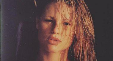 Michelle Hunziker e la foto a vent'anni: