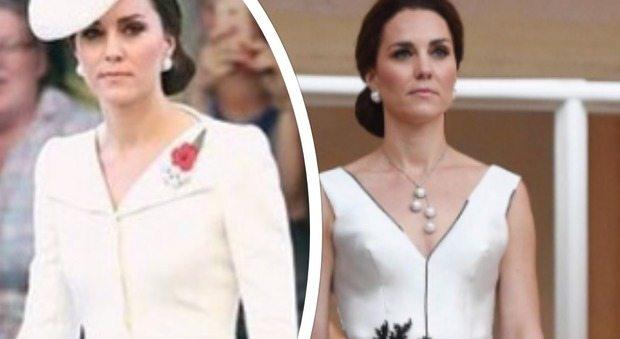 """Kate Middleton sempre più magra: """"Ecco cosa le sta accadendo..."""""""