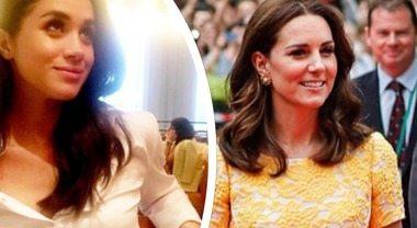 Kate Middleton furiosa con Meghan, la fidanzata del principe Harry: ecco perché