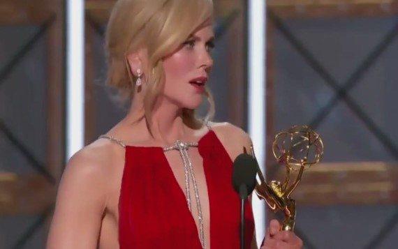 Il commovente discorso di Nicole Kidman contro la violenza domestica
