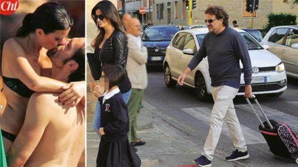 Laura Torrisi, baci hot con Luca ma con Pieraccioni va a scuola