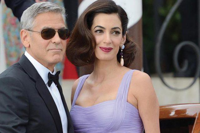 """George Clooney """"papà"""" di un profugo iracheno: """"Io e Amal l'abbiamo accolto a casa prima dei gemelli"""""""