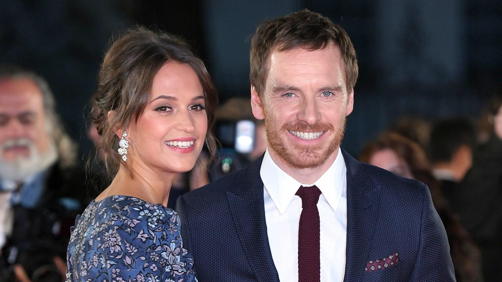 Michael Fassbender e Alicia Vikander si sono sposati ad Ibiza?