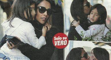 Juliana Moreira dopo le nozze, mamma a tempo pieno con la figlia Lua Sophie