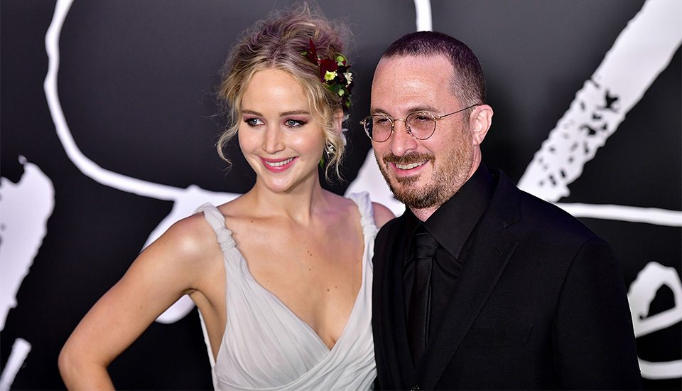 Jennifer Lawrence e Darren Aronofsky, il loro amore è al capolinea