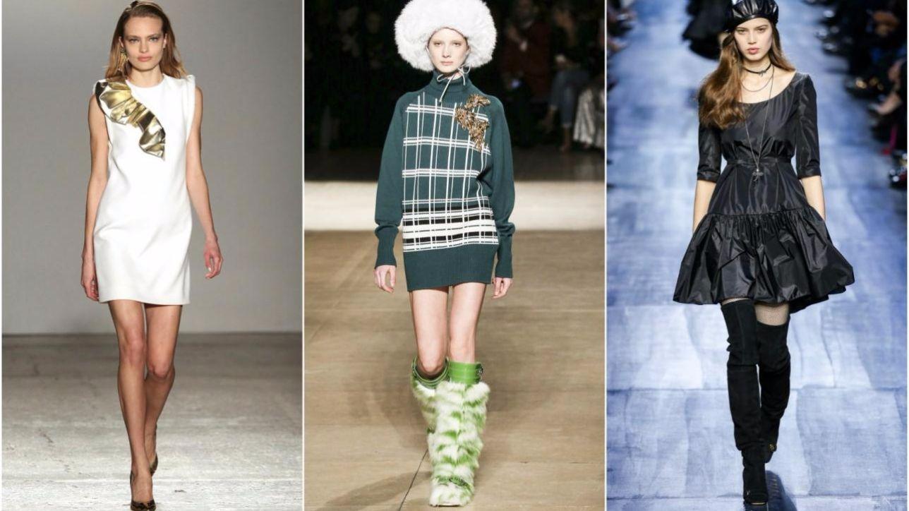 Moda: gli abiti short and chic per le serate di fine anno