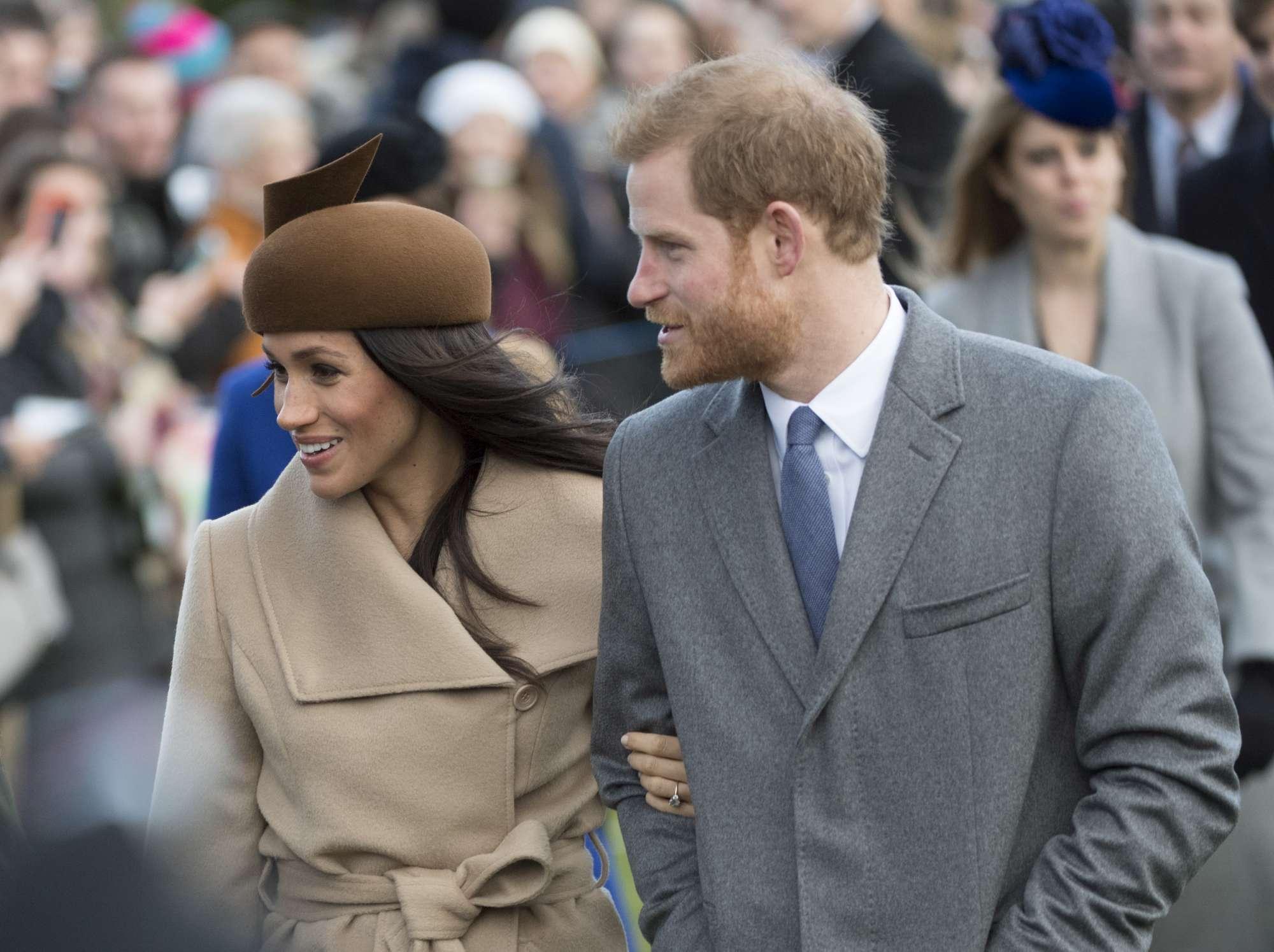 Principe Harry e Meghan Markle, matrimonio glamour e romantico