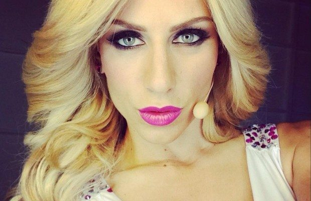 Paola Caruso in lacrime a Domenica Live: ecco cosa è successo