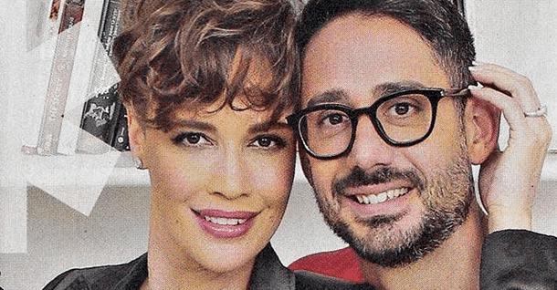 Roberta Giarrusso e il compagno Riccardo, serata al circo con la figlia Giulia