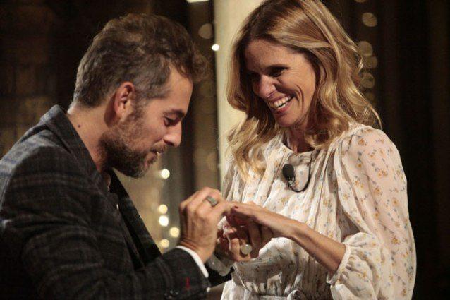 Daniele Bossari e Filippa Lagerback: chi ha pagato l'anello della proposta di matrimonio?