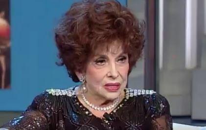 """Molestie, Gina Lollobrigida: """"Le ho subite e non ho denunciato"""""""