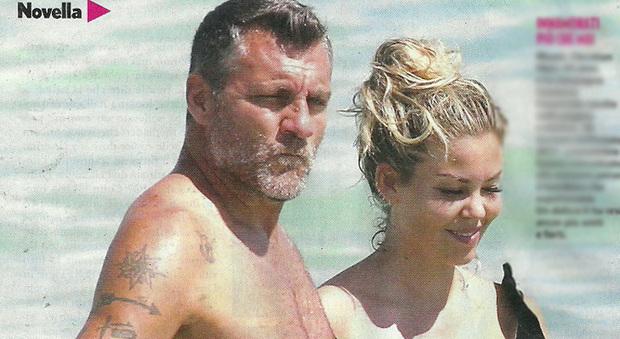 Bobo Vieri e Costanza Caracciolo, fuga sotto il sole di Miami