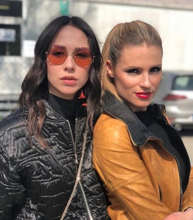 Michelle Hunziker e Aurora Ramazzotti, il momento buio: «Litigavamo tanto, io volevo solo bere e limonare...»