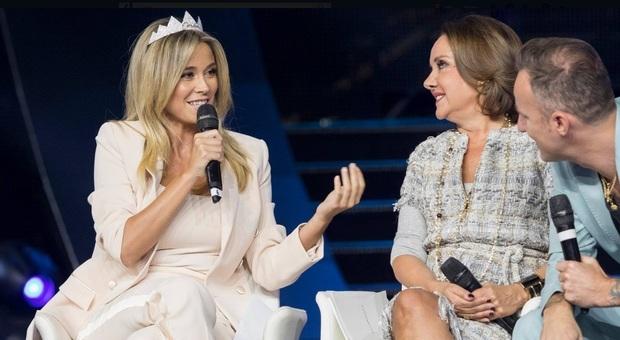 Miss Italia, la finale: Diletta Leotta tra gli haters di Chiara Bordi e l'omaggio a Fabrizio Frizzi