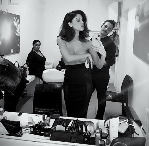 Belen Rodriguez e il no a Domenica In: «Non si farà intervistare da Mara Venier». Ecco perché