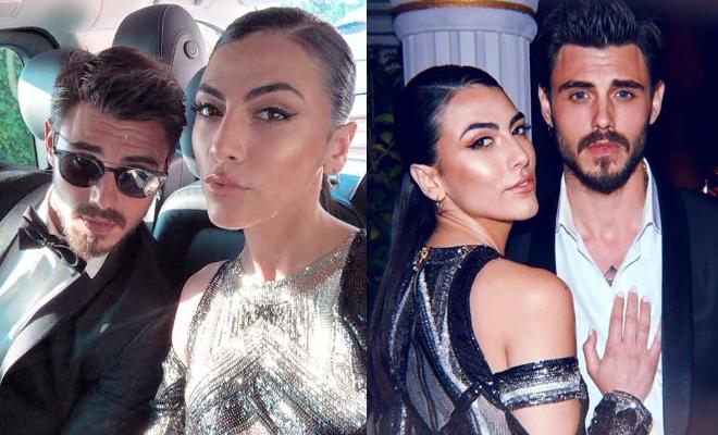 A Cannes Giulia Salemi fa Kim Kardashian