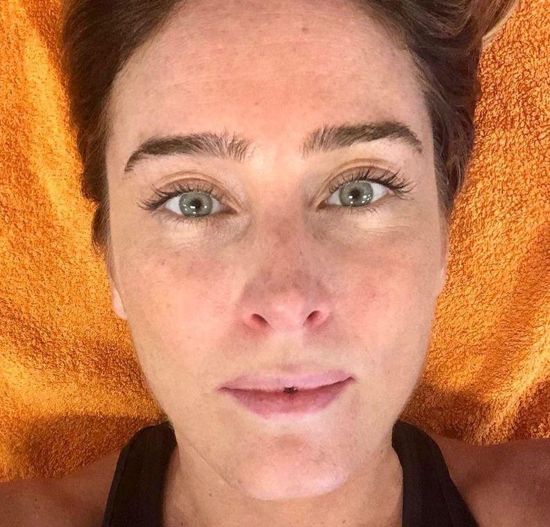 Maria Elena Boschi, la foto in primissimo piano del viso fa impazzire i fan