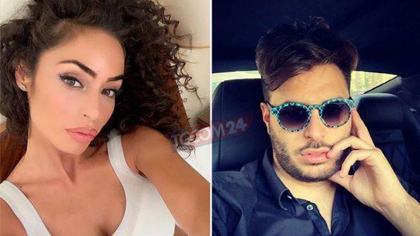 Raffaella Fico fa coppia con l?ex di Paola Caruso