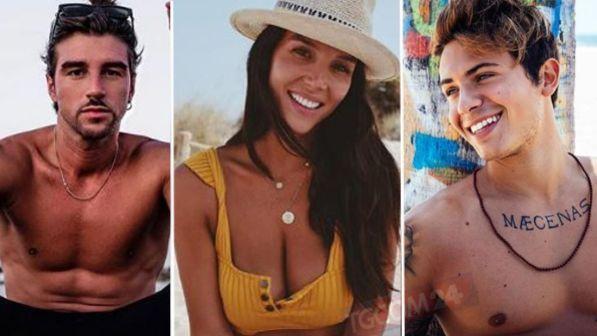 Paola Di Benedetto fa ingelosire il suo ex con Damante