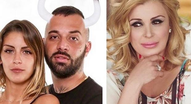 Temptation Island Vip 2019, Tina Cipollari contro Er Faina: le foto social con le corna del