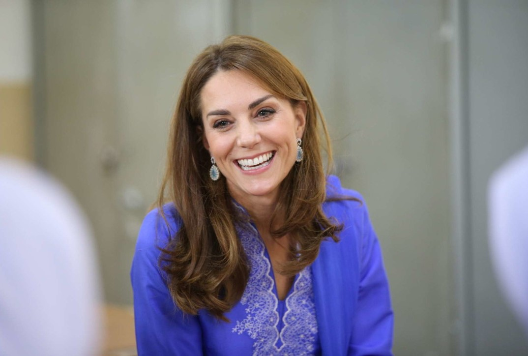 Kate Middleton in Pakistan è un trionfo