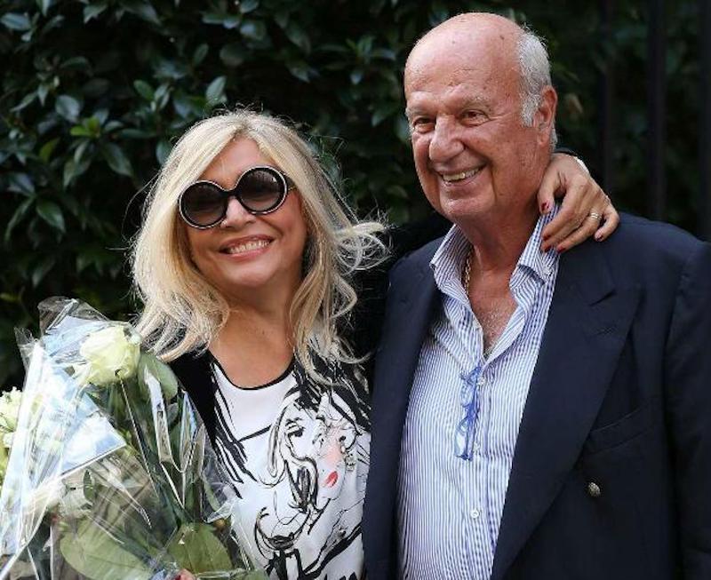 Mara Venier, gli auguri di compleanno del marito Nicola Carraro
