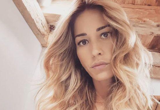 Elena Santarelli a Domenica In: «Quando Giacomo si è operato presi delle gocce, oggi sono in terapia. Non dormirò mai più serena»