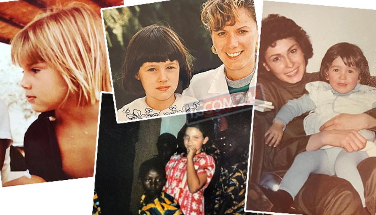 I vip da piccoli, ecco le ragazze che sono diventate famose