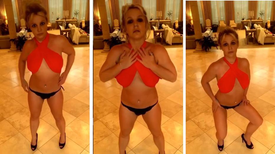 Britney balla in bikini sulle note di Madonna e vince la sua prima battaglia legale contro il padre