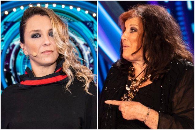 Grande Fratello Vip, Patrizia De Blanck urla contro Myriam Catania: «Sei una cretina, non ho detto putt*na»