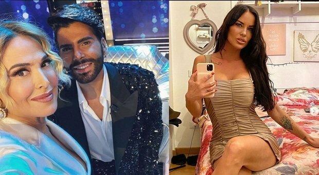 Antonella Mosetti e Federico Fashion Style, nuovo scontro a