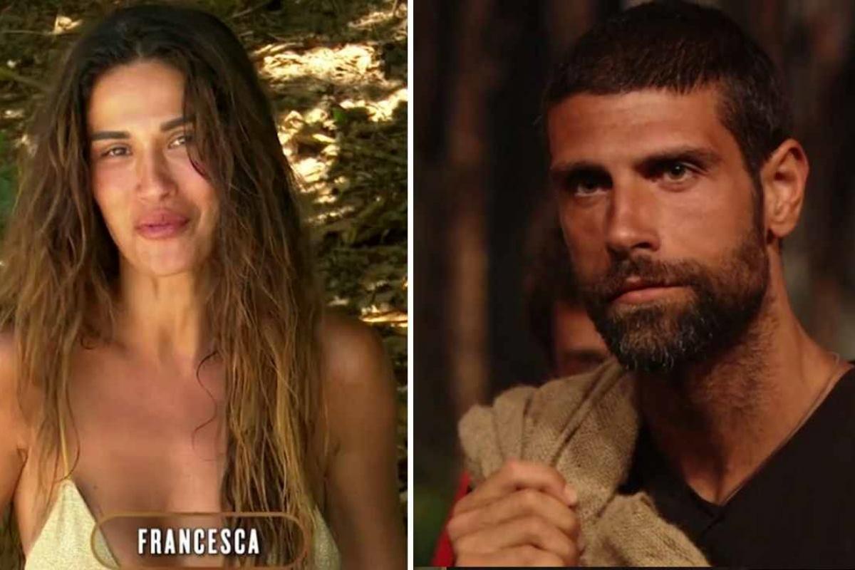 Isola dei Famosi 2021, tra Gilles Rocca e Francesca Lodo scoppia la lite: «Chiedo rispetto, non sono sua sorella!»